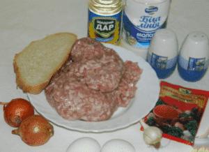 Котлеты в духовке - 6 рецептов приготовления котлет из фарша