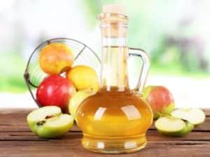 Уксус яблочный - отлично подходит для маринада