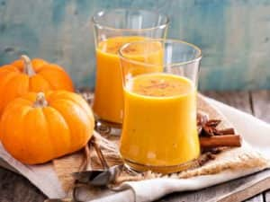 Сок из тыквы - полезный и вкусный напиток