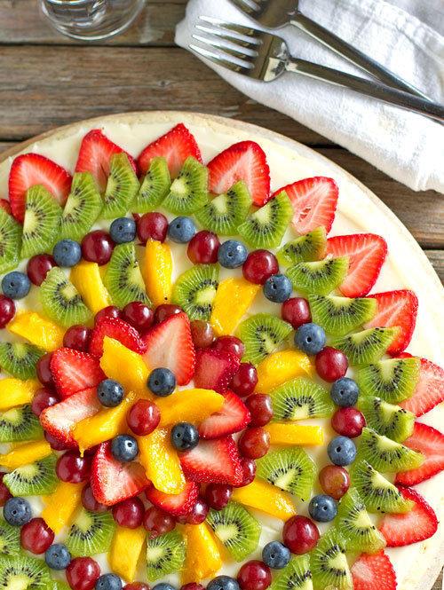 Красивая нарезка фруктов в домашних условиях
