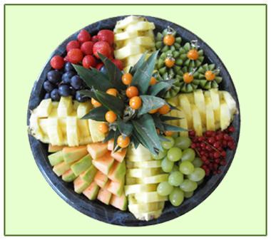 Как красиво нарезать фрукты - фото