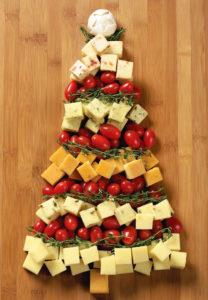 Как нарезать овощи красиво к Новому году (фото)